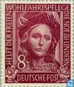 Postzegels - Duitsland, Bondsrepubliek [DEU] - Elisabeth von Thüringen, 1207-1231