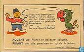 Bandes dessinées - Vika, het beroemde kaasmanneke - Vika's grote wereldreis