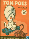 Comic Books - Bumble and Tom Puss - 1949/50 nummer 28