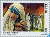 Postage Stamps - Italy [ITA] - Mother Teresa