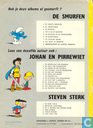 Comic Books - Johan & Peewit - De fluit met zes smurfen