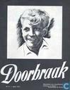 Bandes dessinées - Doorbraak (tijdschrift) - 1952 nummer  4