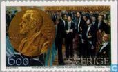 Postzegels - Zweden [SWE] - Alfred Nobel