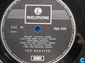 Platen en CD's - Beatles, The - The Beatles in Italy