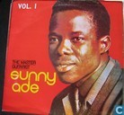 Disques vinyl et CD - Adé, 'King' Sunny - The Master Guitarist, Vol. 1