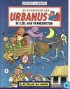 Comic Books - Urbanus [Linthout] - De ezel van Frankenstein