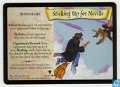 Trading cards - Harry Potter 2) Quidditch Cup - Sticking Up for Neville