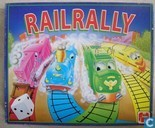 Board games - Rail Rally - Rail Rally