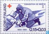 Postage Stamps - Finland - Rode Kruis 100 jaar