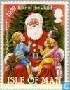 Postage Stamps - Man - Int. Year of the Child