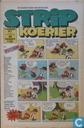 Bandes dessinées - Stripkoerier [Oberon] (tijdschrift) - 1977 nummer  7