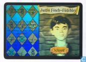 Trading cards - Harry Potter 5) Chamber of Secrets - Justin Finch-Fletchley