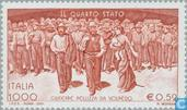 Postage Stamps - Italy [ITA] - Fourth Stand 100 years