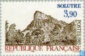 Briefmarken - Frankreich [FRA] - Solutré