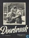 Bandes dessinées - Doorbraak (tijdschrift) - 1954 nummer  9