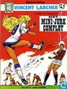 Comic Books - Vincent Larcher - Het mini-jurk complot