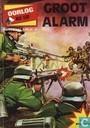 Strips - Oorlog - Groot alarm