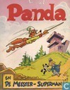 Comic Books - Panda - Panda en de meester-superman