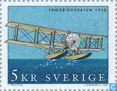 Timbres-poste - Suède [SWE] - Aviation