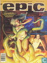 Comic Books - Epic Illustrated (tijdschrift) (Engels) - Nummer 22