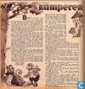 Comic Books - Bumble and Tom Puss - Kamperen