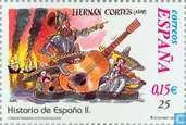 Briefmarken - Spanien [ESP] - Geschichte