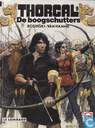 Comic Books - Thorgal - De boogschutters