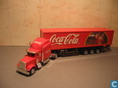 Model cars - Edocar - Kerst truck Coca-Cola