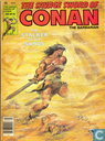 Bandes dessinées - Conan - The Savage Sword of Conan the Barbarian 54