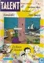 Bandes dessinées - Hoe was de naam ook alweer - Talent magazine 1