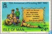 75 years of scouting