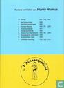 Bandes dessinées - Harry Humus - Ambras rond Alba Aldannih