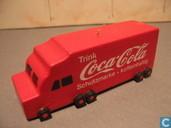Voitures miniatures - Onbekend - Trink Coca-Cola