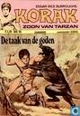 Comic Books - Korak - De taak van de goden