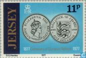 Postage Stamps - Jersey - Coins
