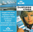 Aviation - KLM - KLM - Business Class (02)