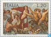 Postage Stamps - Italy [ITA] - Rafael