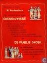Strips - Familie Snoek, De - Laat Snoek maar los!