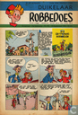 Comic Books - Robbedoes (magazine) - Robbedoes 652
