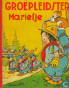 Comic Books - Groepleidster Marietje - Groepleidster Marietje