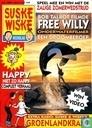 Strips - Artsen zonder grenzen - Suske en Wiske weekblad 33