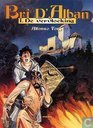 Comic Books - Bri d'Alban - De vervloeking