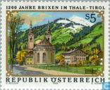 Postage Stamps - Austria [AUT] - 1200 years Brixem im Thale