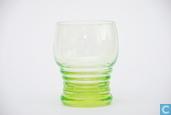 Glass / crystal - Kristalunie - Radio Waterstel vert-chine