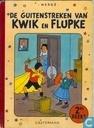 Bandes dessinées - Quick et Flupke - De guitenstreken van Kwik en Flupke 2