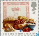 Postage Stamps - Great Britain [GBR] - Agriculture anniversaries
