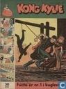 Comic Books - Kong Kylie (tijdschrift) (Deens) - 1951 nummer 4