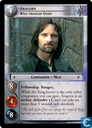 Aragorn, Well-traveled Guide