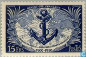 Postage Stamps - France [FRA] - Colonial troops