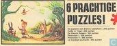 "Kartonnen puzzle ""Pinocchio 1"""